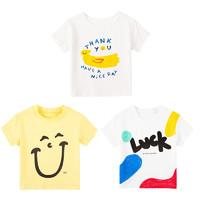 黑卡会员:Oissie 奥伊西 儿童T恤组合