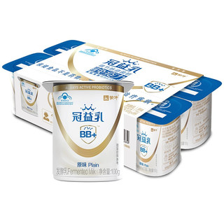 MENGNIU 蒙牛 冠益乳 健字号 原味100g*8杯