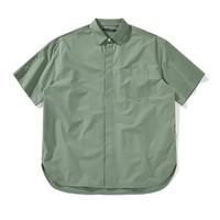 PEACEBIRD 太平鸟 BWCCB2D2643 男士衬衫