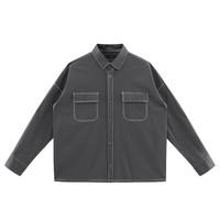 PEACEBIRD 太平鸟 BWCAB310987 男士衬衫