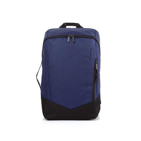 Samsonite 新秀丽 双肩包男 实用收纳背包14寸商务通勤电脑包GU1(黑色,可放14英寸电脑)