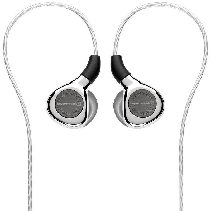 beyerdynamic 拜亚动力 Xelento remote 榭兰图 入耳式HiFi耳机