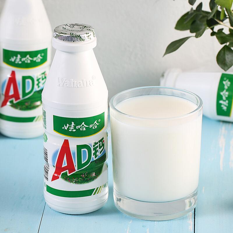 WAHAHA 娃哈哈 AD钙奶  220ml*4瓶