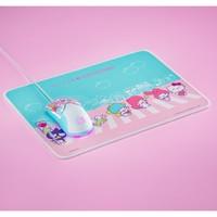 RAZER 雷蛇 Hello Kitty限定款 有线鼠标+鼠标垫 套装