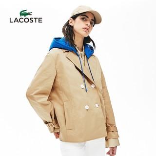 LACOSTE 拉科斯特 |BF4240 女士短款外套