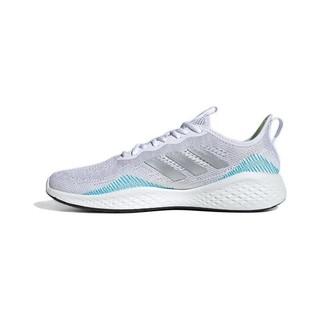 adidas ORIGINALS 阿迪达斯官网 adidas FLUIDFLOW 男鞋跑步运动鞋FW5080 灰白/银灰/蓝 40.5(250mm)