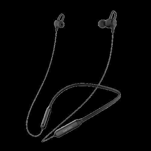 Dacom 大康 GH01 入耳式颈挂式蓝牙耳机 黑色
