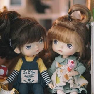 YOUPIN 小米有品 Monst野蛮宝贝-果果 关节款 芭比娃娃