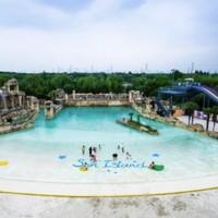 上海玩乐推荐:上海太阳岛度假酒店太阳岛沙滩泳池儿童门票