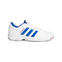 adidas ORIGINALS 阿迪达斯官网 adidas Pro Model 2G Low 男鞋篮球运动鞋FZ1393 白/蓝/红 42(260mm)