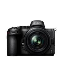 Nikon 尼康 Z5 全画幅 微单相机 黑色 Z 50mm F1.8 S 定焦镜头 单头套机