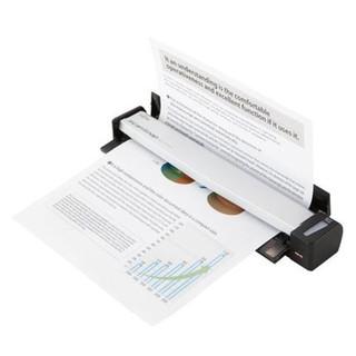FUJITSU 富士通 ScanSnap富士通S1100i 馈纸式高速扫描仪高清办公文档 便携扫描A4