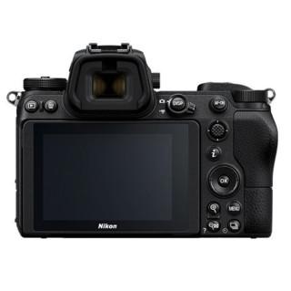 Nikon 尼康 Z6 全画幅 微单相机 黑色 Z 35mm F1.8 S 广角定焦镜头 单头套机 FTZ转接环