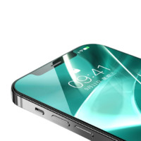 Biaze 毕亚兹 iPhone 12/12 Pro 钢化膜 2片装
