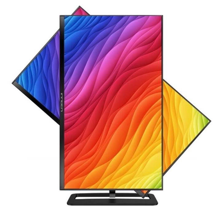 PLUS会员 : Innocn 联合创新 NF2DU 27英寸IPS显示器(3840×2160、60Hz、HDR400)
