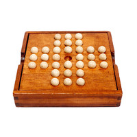 菲利捷 孔明棋单身贵族棋桌面玩具