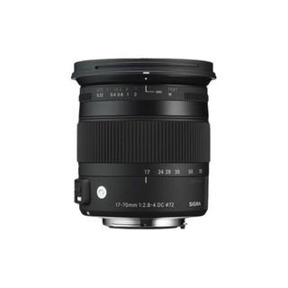 SIGMA 适马 Contemporary 17-70mm F2.8-4 DC Macro OS HSM 标准变焦镜头 尼康卡口 72mm