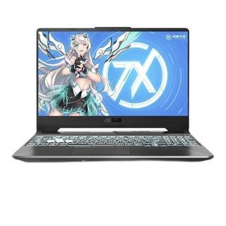 ASUS 华硕 天选 2 15.6英寸游戏笔记本电脑(i7-11800H、16GB、512GB SSD、RTX3060)日蚀灰