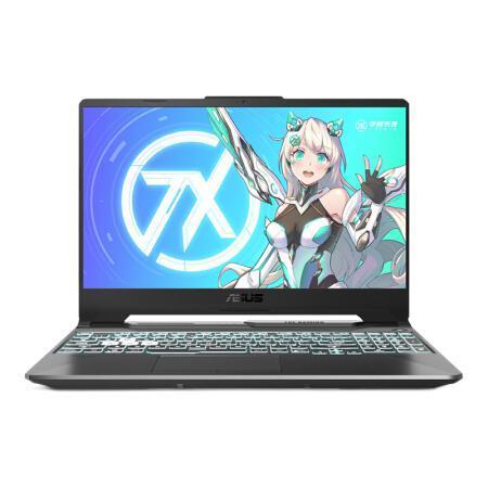ASUS 华硕 天选2 15.6英寸游戏笔记本电脑(新锐龙 7nm 8核R7-5800H 16G 512G RTX3050Ti 144Hz)日蚀灰