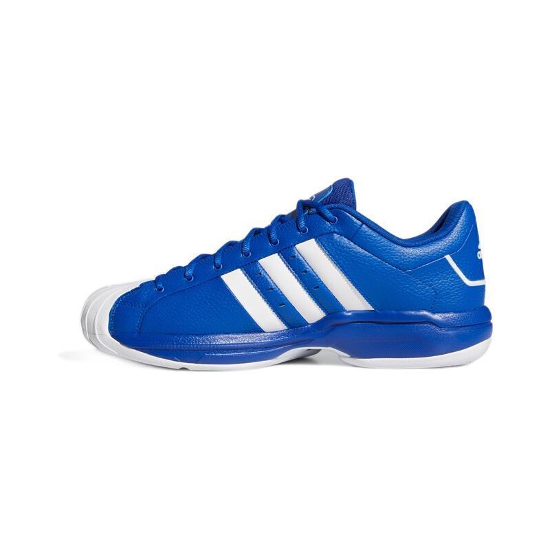 adidas 阿迪达斯 Pro Model 2G Low 男子篮球鞋 FX4982 蓝/白 47