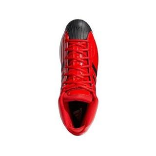adidas 阿迪达斯 Pro Model 2G Low 男子篮球鞋 FZ0902 红/黑 43