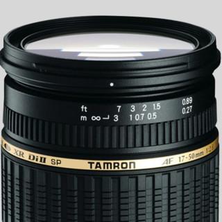 TAMRON 腾龙 A16 17-50mm F2.8 广角变焦镜头 索尼A卡口 67mm