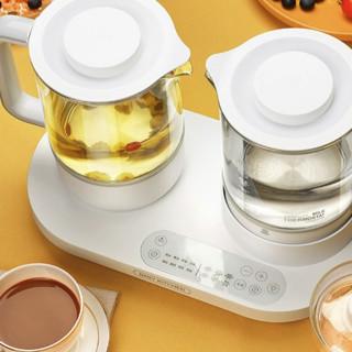 小白熊 HL-5038 炖盅调奶组合机 调奶器 1300ml+炖盅 1300ml