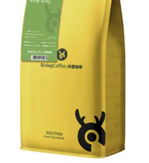 SINLOY 辛鹿 轻度烘焙 蓝山风味咖啡豆 454g