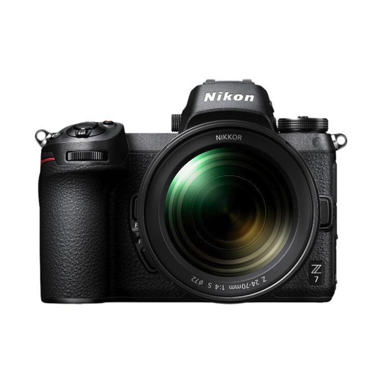 Nikon 尼康 Z 7 全画幅微单 数码相机 微单套机 (24-70mm f4 微单镜头)