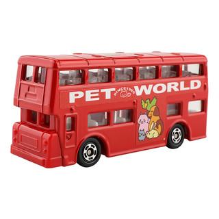 TAKARA TOMY 多美 562597 95号伦敦BUS观光旅游巴士
