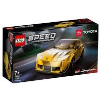 LEGO 乐高 Speed超级赛车系列 76901 丰田 GR Supra