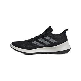adidas Originals 阿迪达斯官网adidas SENSEBOUNCE + S.RDY M男鞋情侣款跑步运动鞋EF0324 黑/灰 41(255mm)
