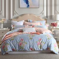 Dohia 多喜爱 全棉印花四件套 米拉贝尔 1.8m床 床单款