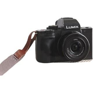 Panasonic 松下 DC-G100MGK-K M4/3画幅 微单相机 黑色 12-32mm F3.5 变焦镜头 手柄套机