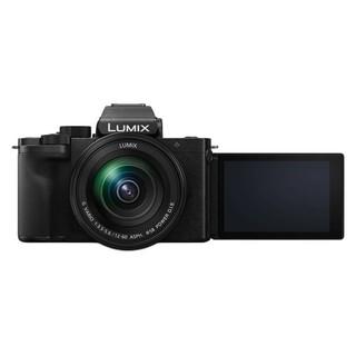 Panasonic 松下 DC-G100MGK-K M4/3画幅 微单相机 黑色 12-60mm F3.5 ASPH 变焦镜头 单头套机