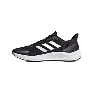 adidas 阿迪达斯 X9000L1 M 男子跑鞋 EG4792 黑色/亮白/六度灰 42