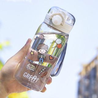 niwawa 泥娃娃 LT-M-1003s 塑料杯 450ml