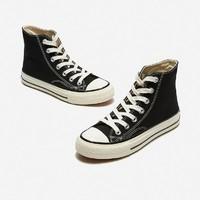 女士帆布鞋 H14W9709