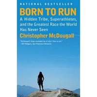 英文原版Born to Run天生就会跑 克里斯托弗麦克杜格尔跑步运动书