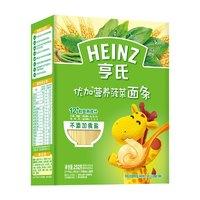 Heinz 亨氏 优加系列 面条 菠菜味 252g
