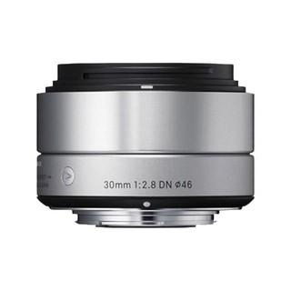 SIGMA 适马 Art 30mm F2.8 DN 广角定焦镜头 Micro 4/3卡口 46mm