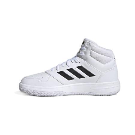adidas 阿迪达斯 Gametaker 男子篮球鞋 EG4235 白/黑 41
