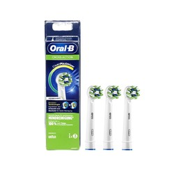 Oral-B 欧乐-B EB50-3新版 电动牙刷刷头 3支装