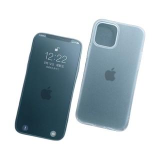 BASEUS 倍思 iPhone 12 PC手机壳 透白