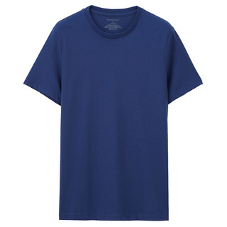 GIORDANO 佐丹奴 01245504  男士全棉短袖T恤3件装