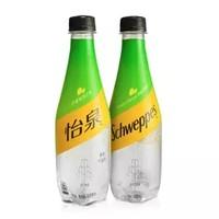 限地区:Schweppes 怡泉 无糖柠檬味苏打水  400ml*12瓶