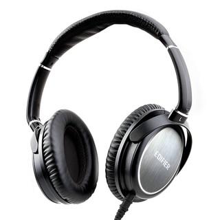 EDIFIER 漫步者 H850 耳罩式头戴式耳机 黑色 3.5mm