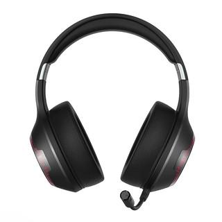 EDIFIER 漫步者 G33BT 耳罩式头戴式降噪蓝牙耳机 深空灰色