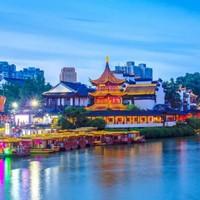 文末抽免单:南京|金陵状元楼大酒店状元楼 双人秦淮套餐