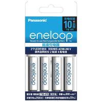 有券的上:eneloop 爱乐普 充电电池 7号 4节充电电池+充电器